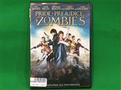 Pride and Prejudice and Zombies (DVD, 2016)